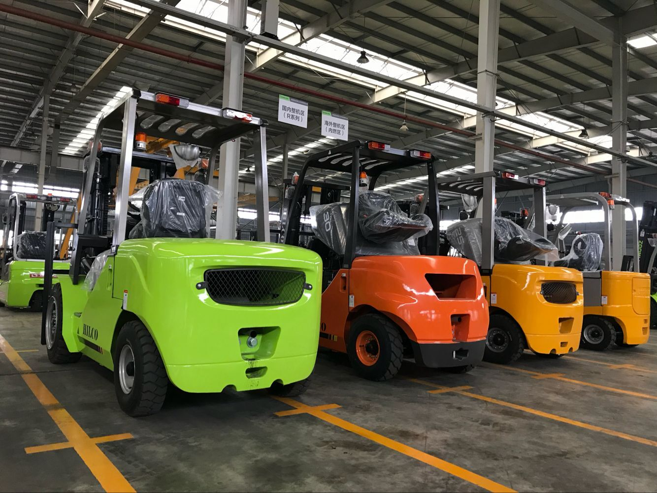 China Supper Forklift Supplier: 一月2018