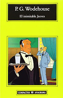 El inimitable Jeeves P. G. Wodehouse
