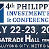 4th Philippine Investment Expo & Conference (PIEC) - July 22-23,2017