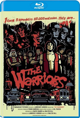 The Warriors 1979 BD25 Latino