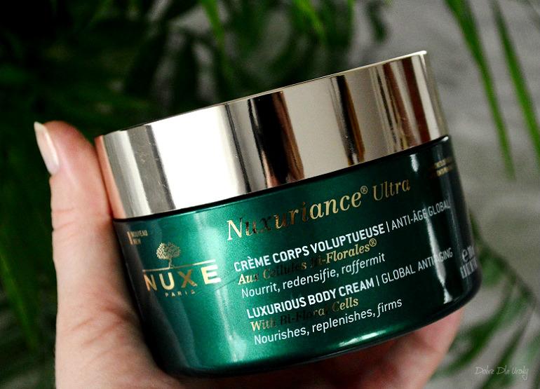 Nuxe Nuxuriance® Ultra Luksusowy krem do ciała o globalnym działaniu przeciwstarzeniowym