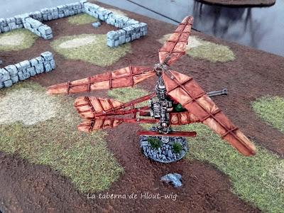 Girocóptero enano