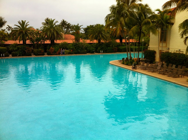 Piscina do Biltmore Hotel
