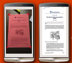 المسح الضوئي للصور ، PDF Scanner v3.7 Pro النسخة المدفوعة مجانا