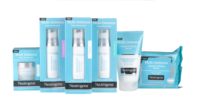 Soin Hydratant Quotidien Multi-Defence - Neutrogena