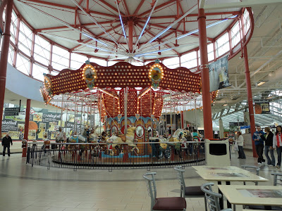 Parks and Playgrounds Stonebriar Mall Playarea  Frisco