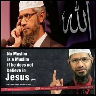 Zakir Naik dituding aksi mendorong terorisme dalam khotbah nya