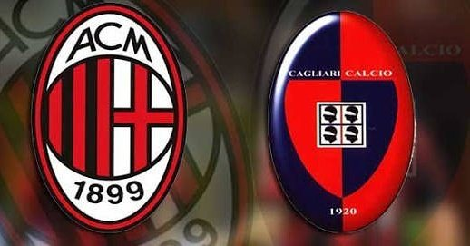 MILAN-CAGLIARI Streaming Video Gratis: info Facebook Live YouTube, dove vedere Diretta Live TV Pc Tablet iPhone