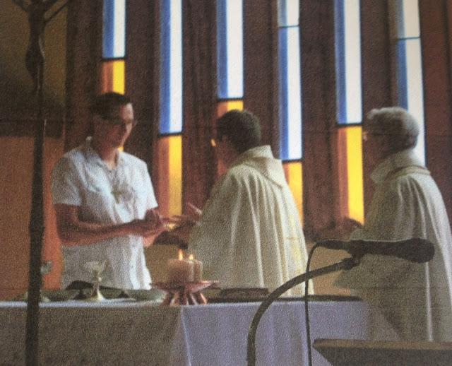 première communion Paron