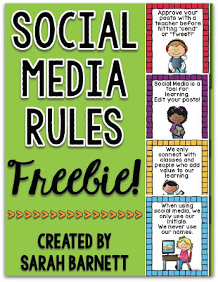 Social Media Rules Freebie