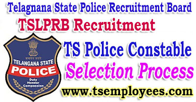 TS Police Constable Selection Process