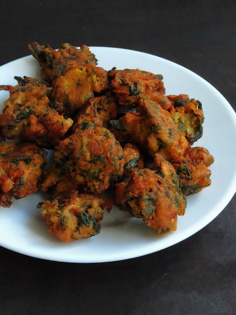 Vegan Sanna Pakora