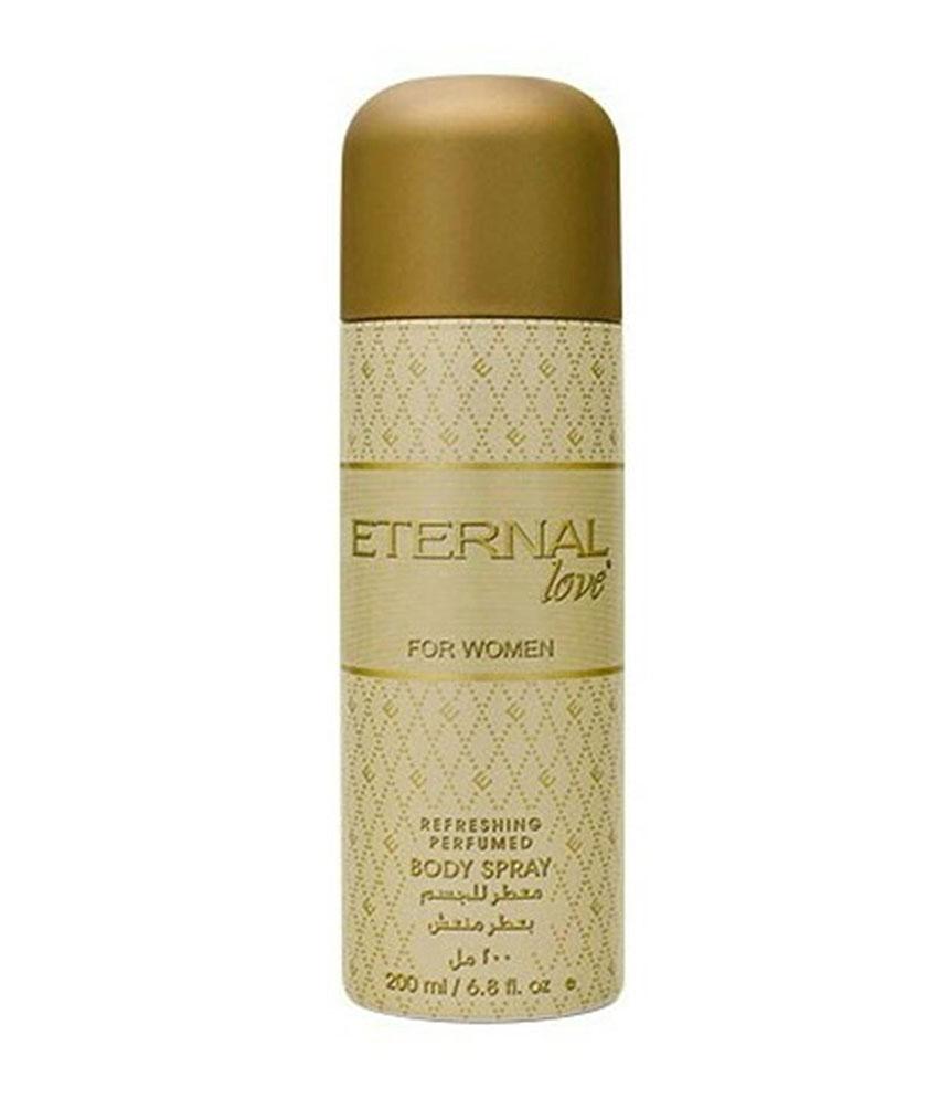 Eternal Love For Women Body Spray 200 ML