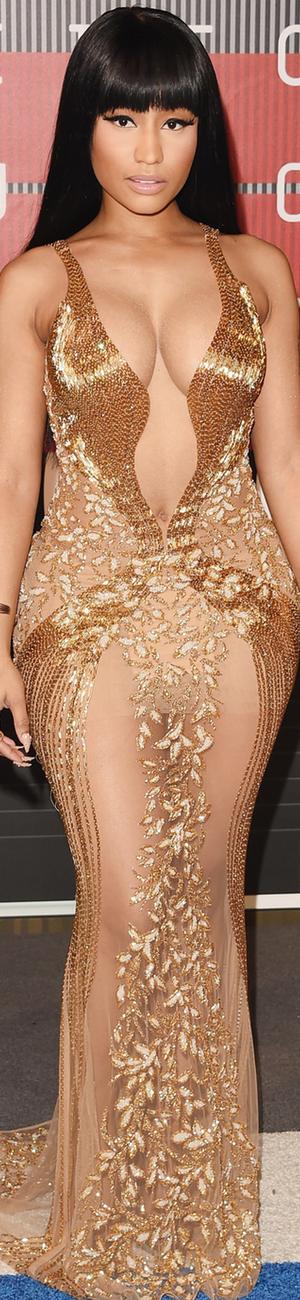 2015 MTV VMAs Nikki Minaj