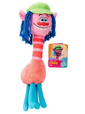 JUGUETES - DreamWorks TROLLS Cooper : Peluche PELICULA 2016 | Hasbro B7619 | A partir de 4 años Comprar en Amazon España