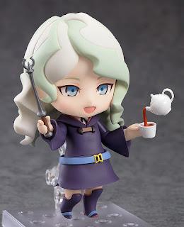 "Nendoroid Diana Cavendish de ""Little Witch Academia"" - Good Smile Company"