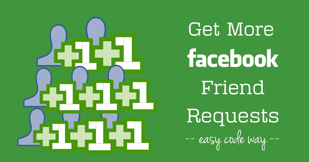 Friend request generator facebook