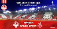 Champions League: Με Hapoel ο Ολυμπιακός