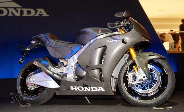 Inilah Harga Motor Balap Honda