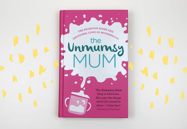 A review of The Unmumsy Mum Book