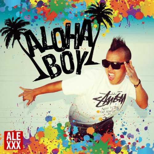 [Album] ALEXXX – ALOHA BOY (2015.06.03/MP3/RAR)