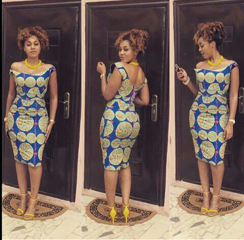 Ankara pencil dresses are also ideal for different outings. What more  They  also blend well with other fashion accessories. 48f73c73b