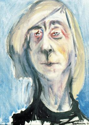 Autoportrait (1975), Tove Jansson