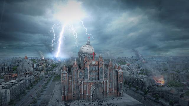 東方閃電|全能神教會|巴比倫大城傾倒了