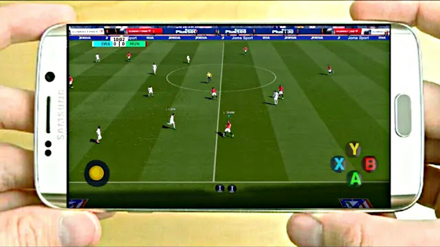 PES 2019 Lite 400 MB Android Offline Graphics HD + Camera PS4