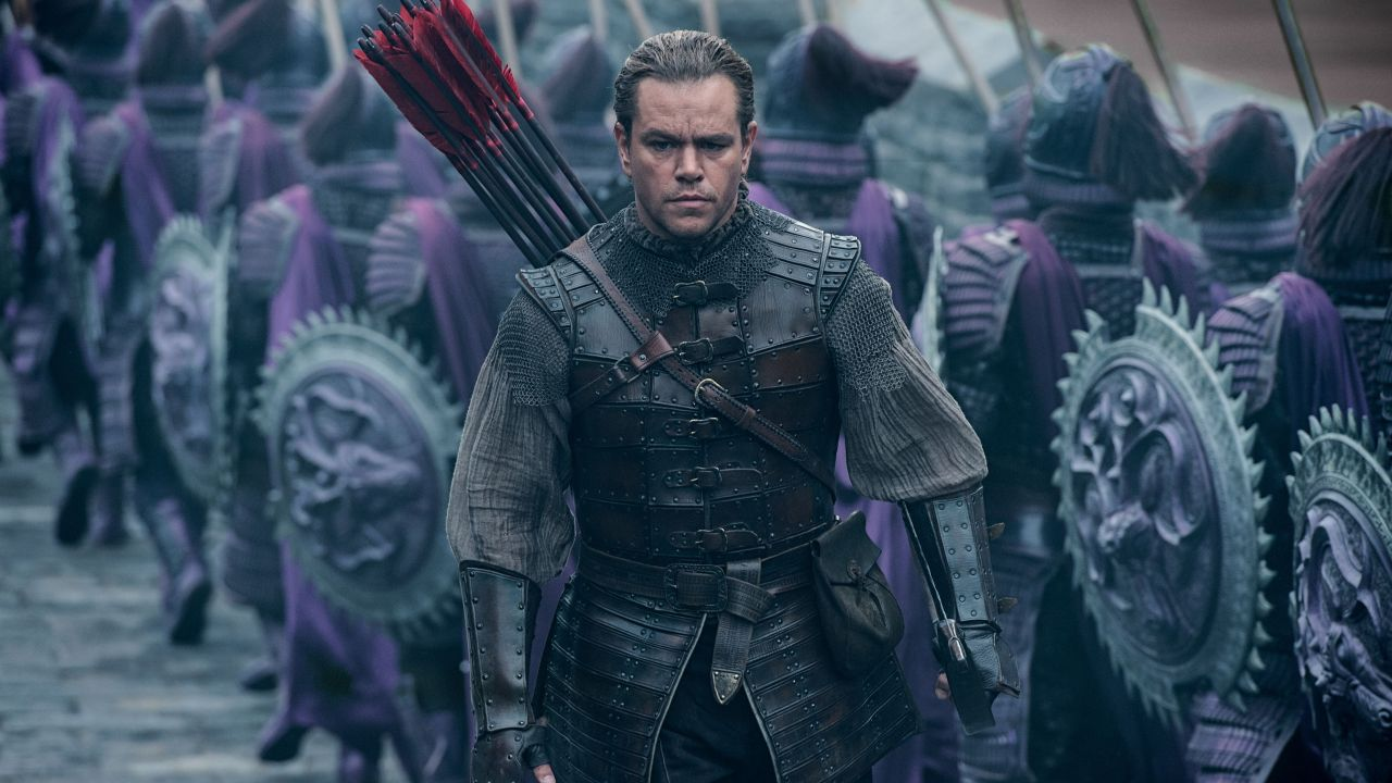 THE GREAT WALL 4K UHD ULTRA HD BLU-RAY REVIEW