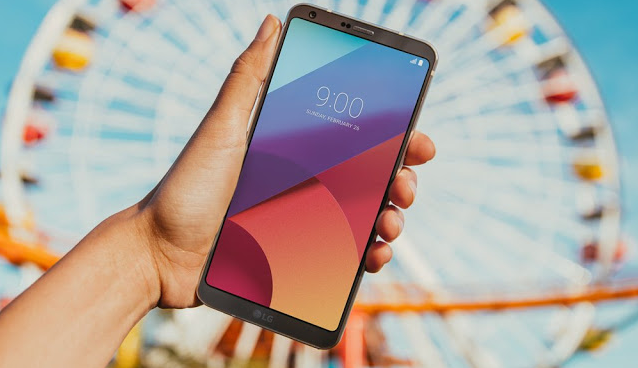 LG G6 Official Android 8.0 Oreo [Screenshots]