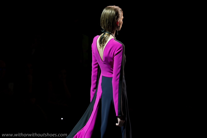 Blogger valenciana moda en la Mercedes Benz Fashion Week Madrid