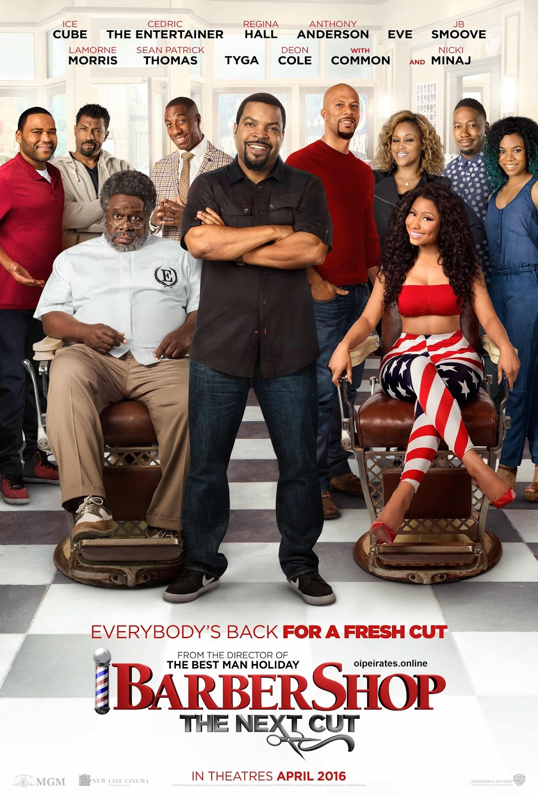 Barbershop (2002) ταινιες online seires oipeirates greek subs