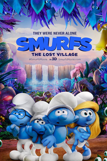 Smurfs The Lost Village 2017 English Full Movie Download