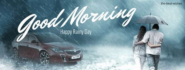 Best Good Morning Happy Rainy Day