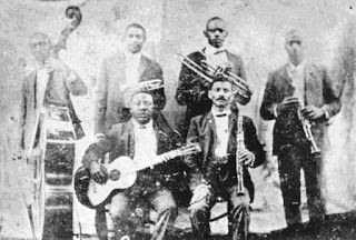Buddy Bolden's band circa 1900-1906