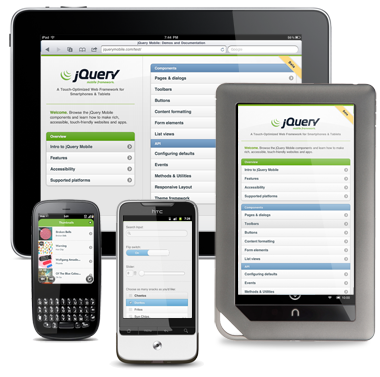 jQuery Touch Application Development: A Powerful Technology For Feature-rich Apps