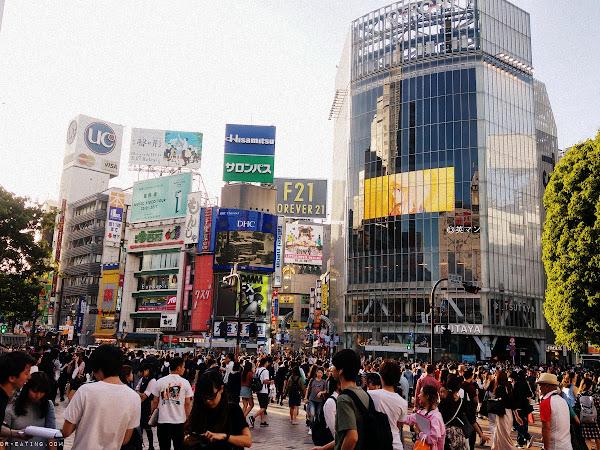 Reiseplanung für Tokyo - Wie ich meinen Japan-Trip geplant habe