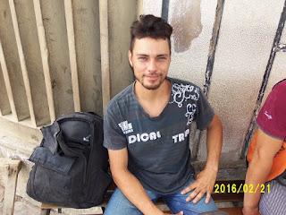 Jovem desaparecido de Bragança Paulista-SP está na cidade de Picuí