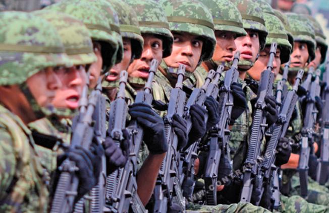 ¿Se gesta Golpe militar en México?
