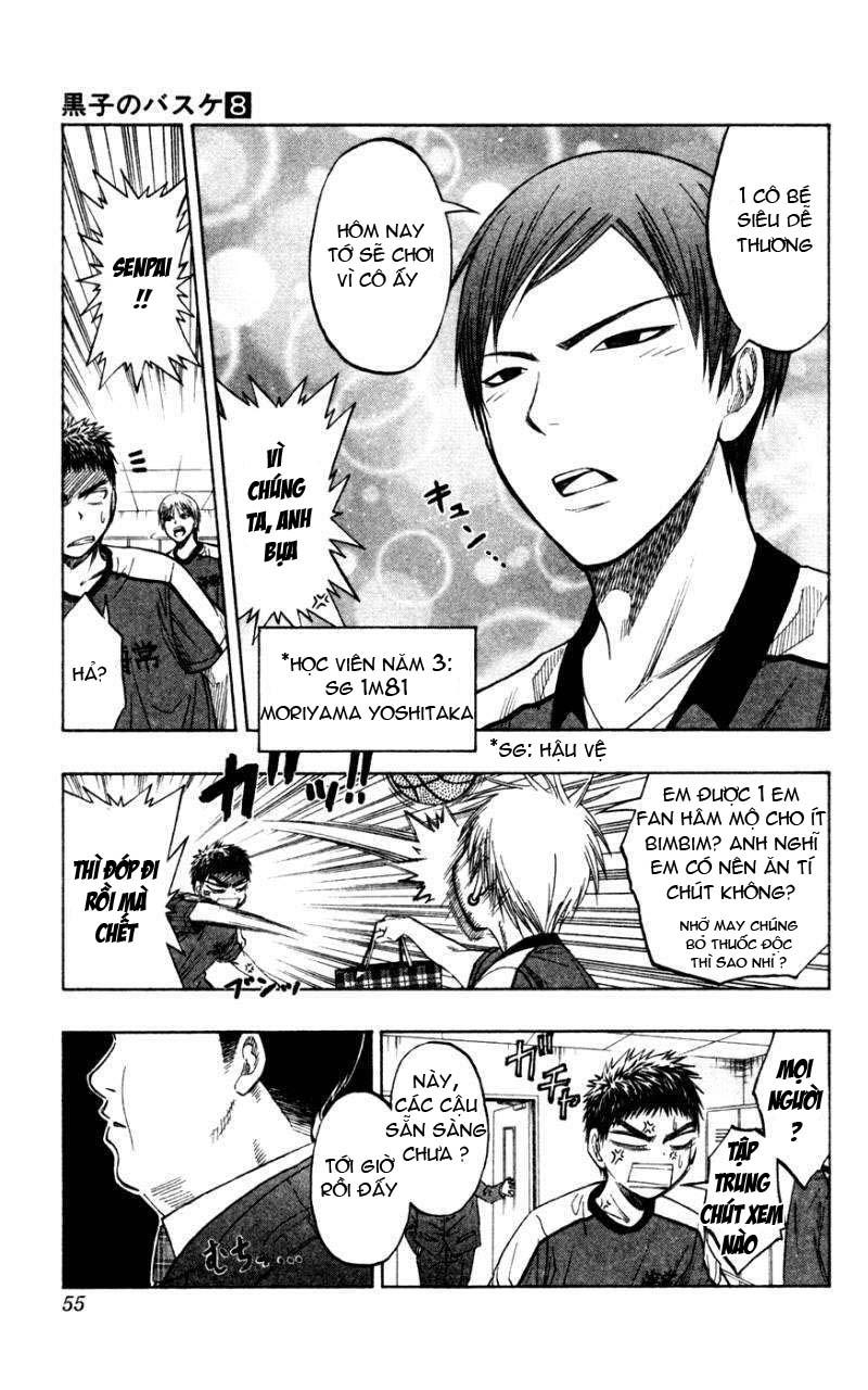 Kuroko No Basket chap 063 trang 10