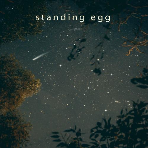 [Single] Standing Egg – Starry Night