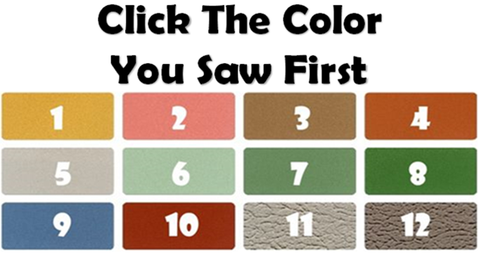 The Colors You See Can Determine Your Dominant Emotion