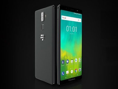 BlackBerry Evolve & BlackBerry EvolveX launched in India
