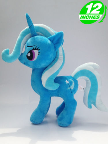 12 inch My Little Pony Trixie Plush