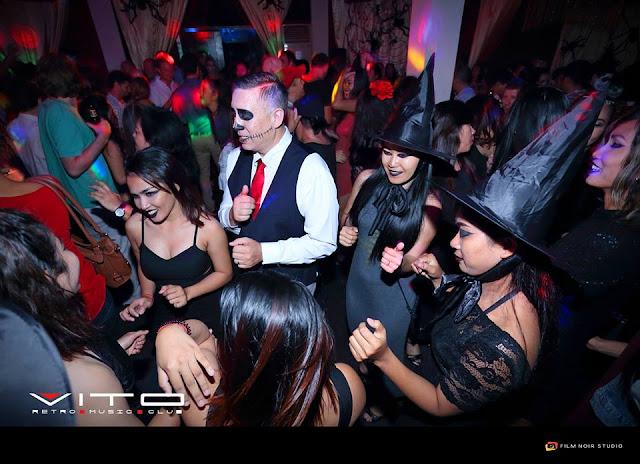 Halloween chez Vito...Photographie par Jérémie Montessuis - Film Noir Studio