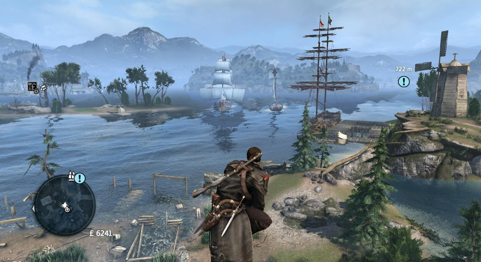 Assassin S Creed Rogue Remastered Ps4 Review