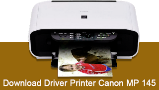 Download Driver Printer Canon MP 140/145 Terbaru Tested Work 100%