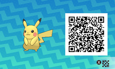 complete list of qr codes for pokemon sun moon yhan game