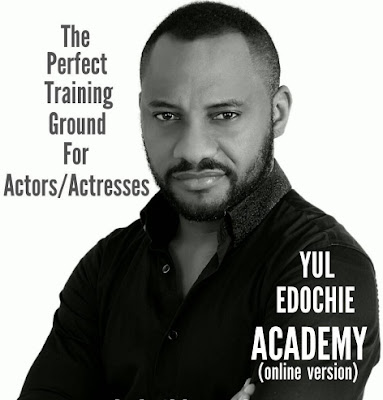 yul edochie acting academy registration